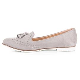 Seastar Stylish footwear in the spring grey 3