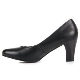 Vices Black pumps on the post 3