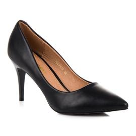 Classic black high heels 2