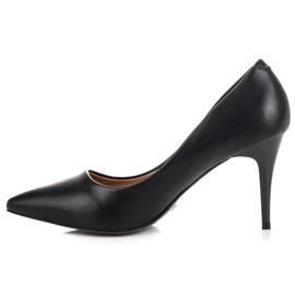 Classic black high heels 3