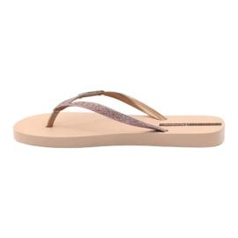 Flip flops Ipanema 81739 pink 2