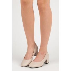 Low heels vices brown 4