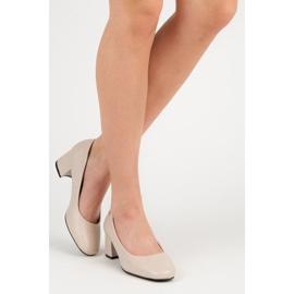 Low heels vices brown 5