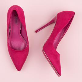 Seastar Fashionable Fuchsia Pins pink 6