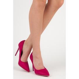 Seastar Fashionable Fuchsia Pins pink 5