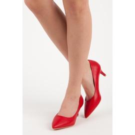 Red high heels 1