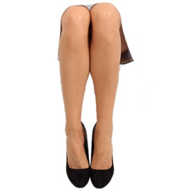 High heels pumps black B-18 black 3