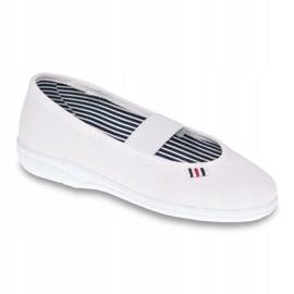 Befado children's shoes 274X013 white 1