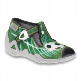 Befado children's shoes 217P093 green 1