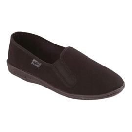 Befado men's shoes pvc 001M060 black 1