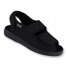Befado men's shoes pu 733M007 black 1