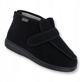Befado women's shoes pu orto 987D002 black 1