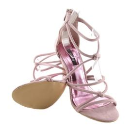 Sandals purple L.PURPLE violet 6