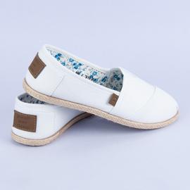 Mckeylor Espadrilles slip on white 6