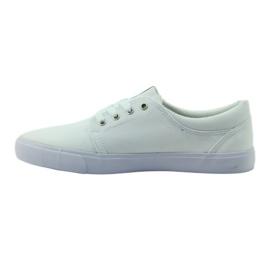 American Club American sneakers men sneakers LH18 white 2