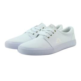 American Club American sneakers men sneakers LH18 white 3