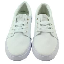 American Club American sneakers men sneakers LH18 white 4