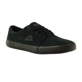 American Club American Black sneakers 1