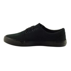 American Club American Black sneakers 2