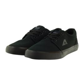 American Club American Black sneakers 3