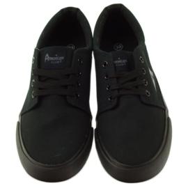 American Club American Black sneakers 4