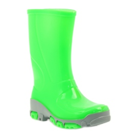 Galoshes with silver ions Ren But green 1