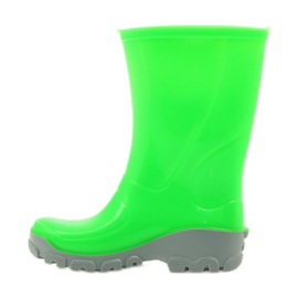 Galoshes with silver ions Ren But green 2