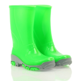 Galoshes with silver ions Ren But green 4