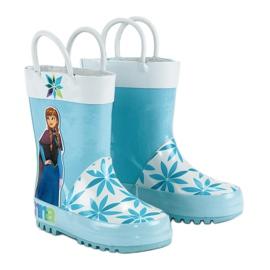 Galoshes Land of Ice blue 3