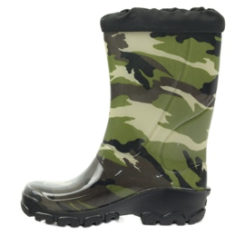Wellington boots with silver ions Ren But black brown green 2