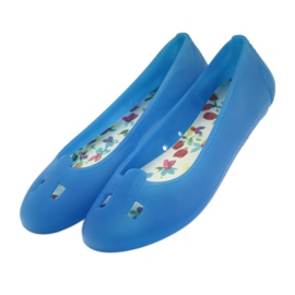 Bartek Ballerinas children's shoes for water 4/2096 blue 4