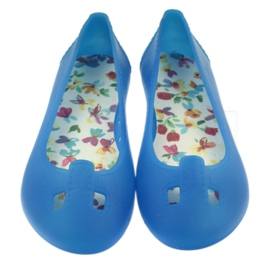 Bartek Ballerinas children's shoes for water 4/2096 blue 3