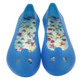 Bartek Ballerinas children's shoes for water 4/2096 blue 3
