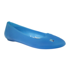 Bartek Ballerinas children's shoes for water 4/2096 blue 1