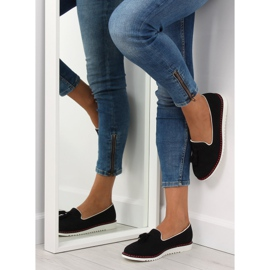Moccasins lordsy with 9014 Black trimming 7