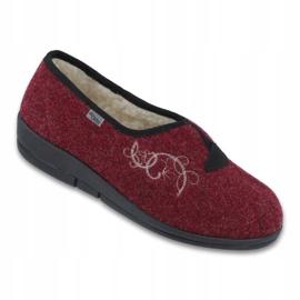 Befado women's shoes pu 940D355 red 1