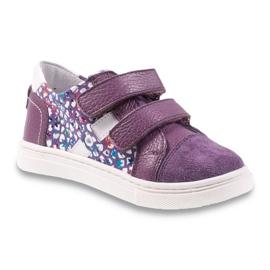 Befado children's shoes 170X012 violet 1