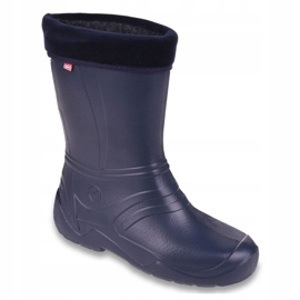 Befado children's shoes galosh-garnet 162Q103 navy blue 1
