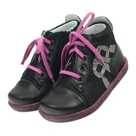 Shoes Silpro Ren But 1501 black pink 4