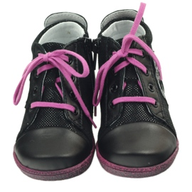 Shoes Silpro Ren But 1501 black pink 3