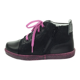 Shoes Silpro Ren But 1501 black pink 2