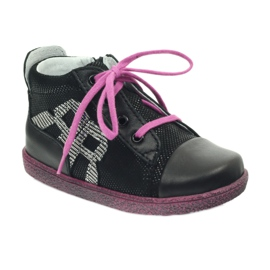 Shoes Silpro Ren But 1501 black pink 1