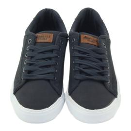American Club American sneakers sneakers men's shoes brown navy 4