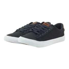 American Club American sneakers sneakers men's shoes brown navy 3