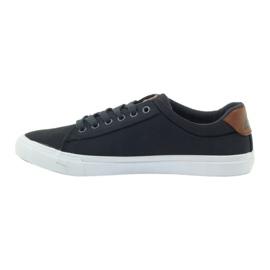 American Club American sneakers sneakers men's shoes brown navy 2