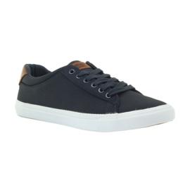 American Club American sneakers sneakers men's shoes brown navy 1