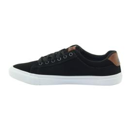 American Club American sneakers sneakers men's shoes black brown 2