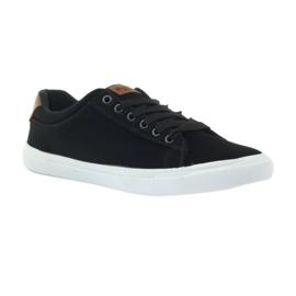 American Club American sneakers sneakers men's shoes black brown 1