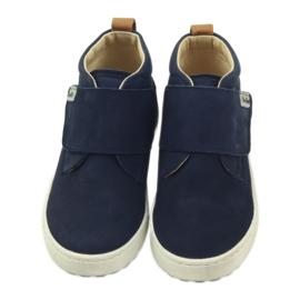 Velcro boots Bartuś 164 navy blue 4