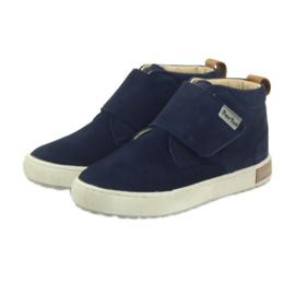 Velcro boots Bartuś 164 navy blue 3